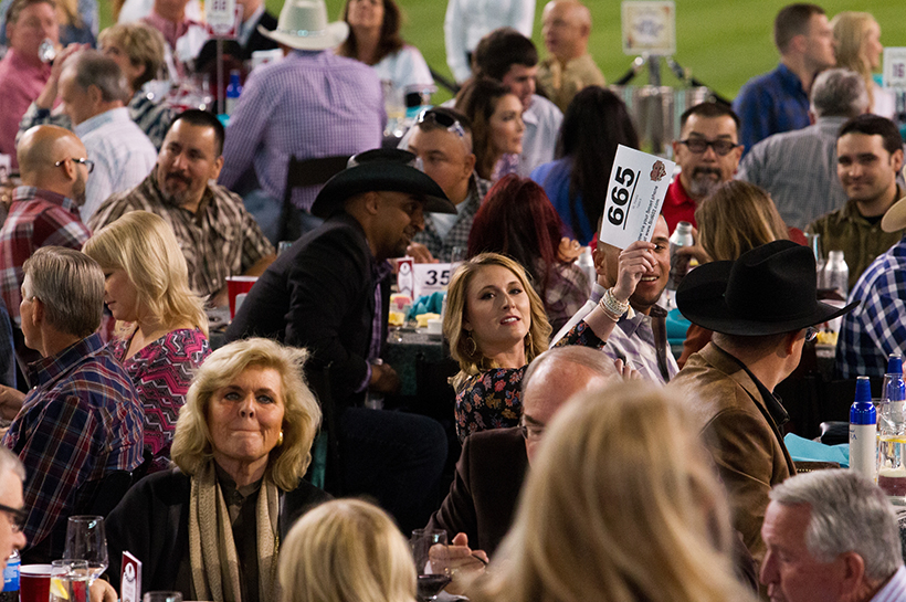 PHOENIX, ARIZONA - MARCH 31: The Arizona Diamondbacks host the 10th annual Evening on the Diamond. (Photo by Sarah Sachs/Arizona Diamondbacks)