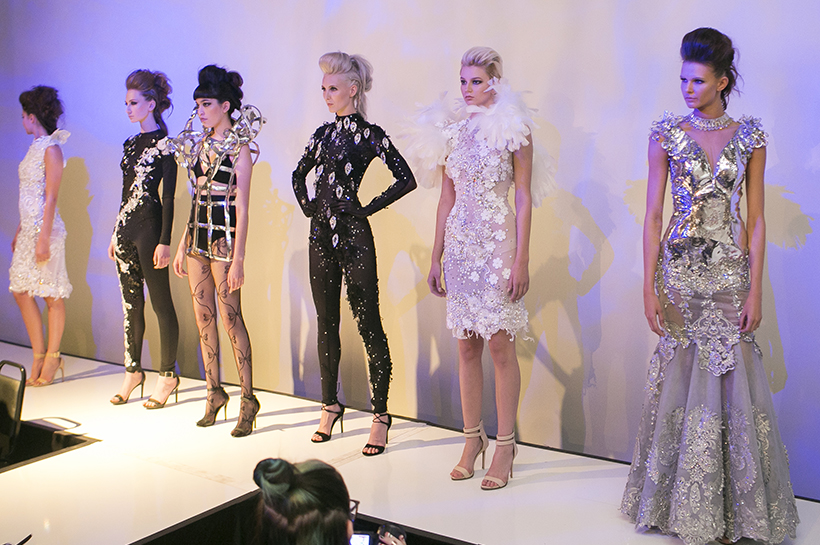Models in Rocky  Gathercole crop