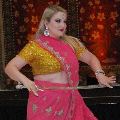 Asia Now's 'Bollywood Experience' Features Lamp and Sword Dance