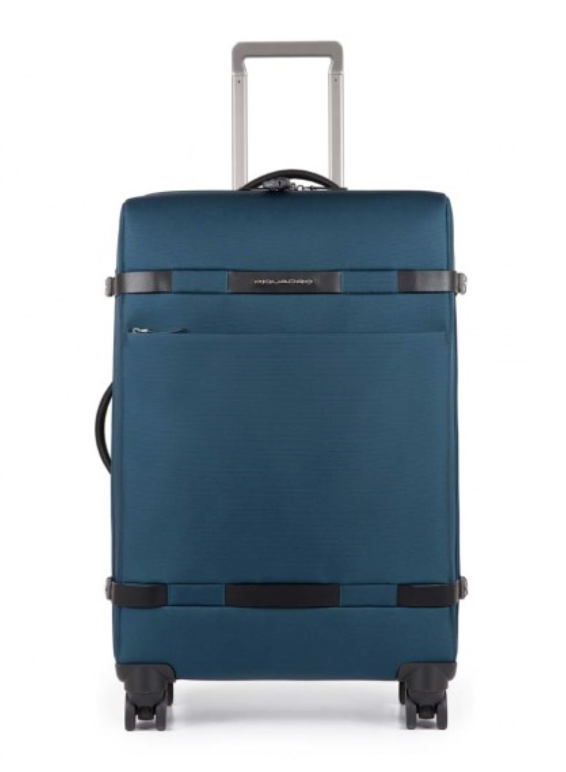 Suitcase with CONNEQU by Piquadro 1