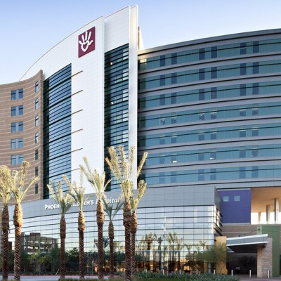 Phoenix Children's Goes 10 for 10 in 'US News & World Report' Rankings