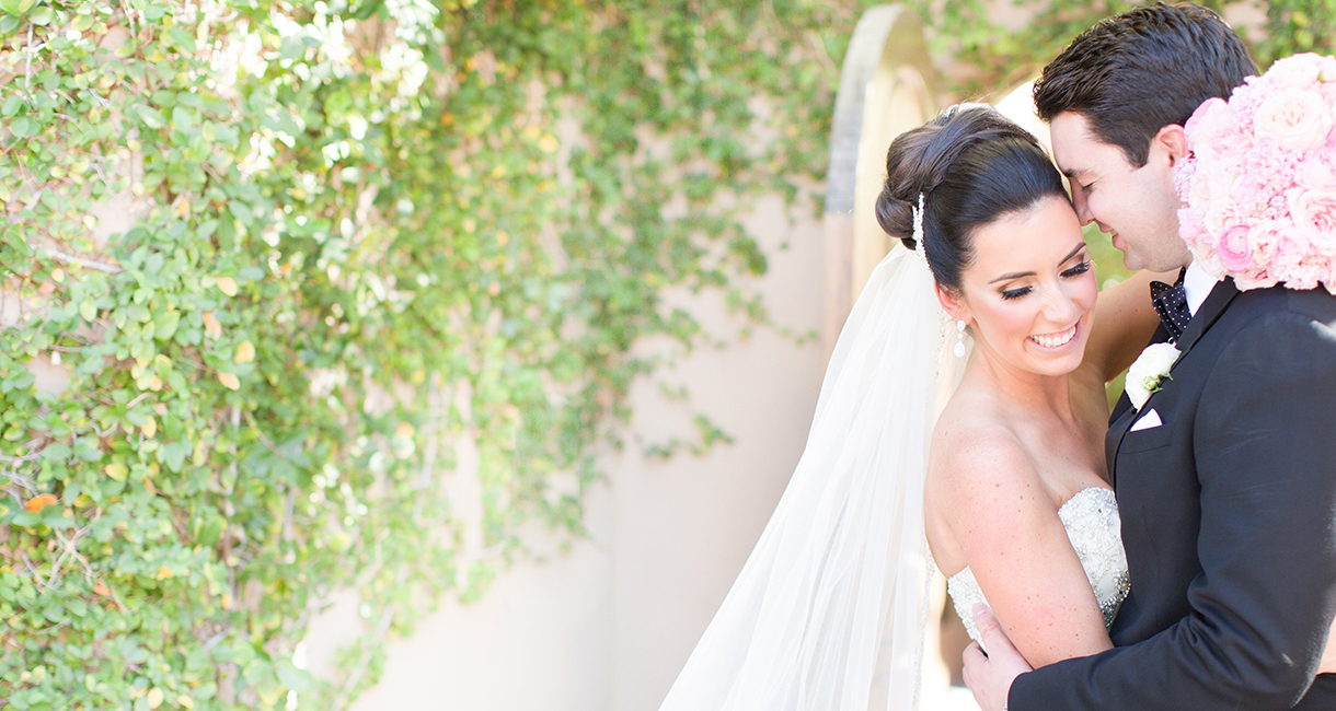 Lauren Vemo and Spencer Crawford Share Romantic Ceremony at Montelucia