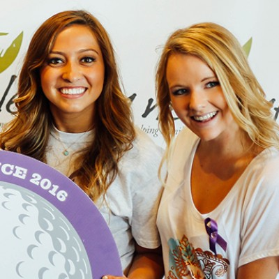 Golfers Get 'Teed Off' at Domestic Violence