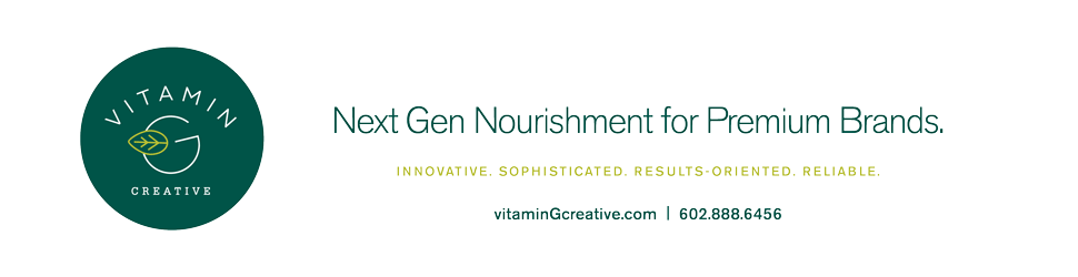 Visit Vitamin G Creative billboard