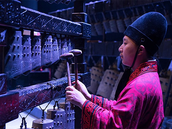 Ancient Musical Treasures from Central China