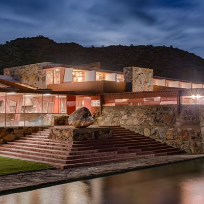 Frank Lloyd Wright Foundation Receives Grants