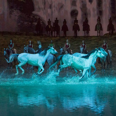 Cavalia Gallops Into Scottsdale