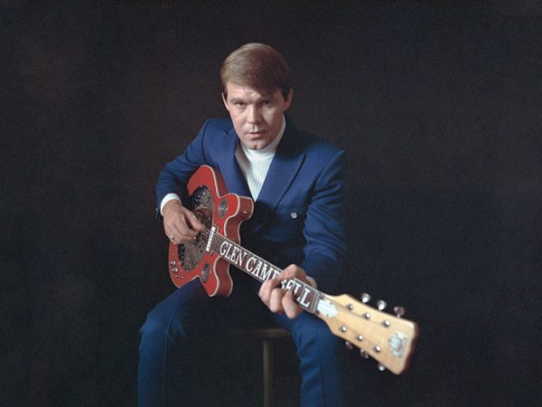 Glen Campbell Display