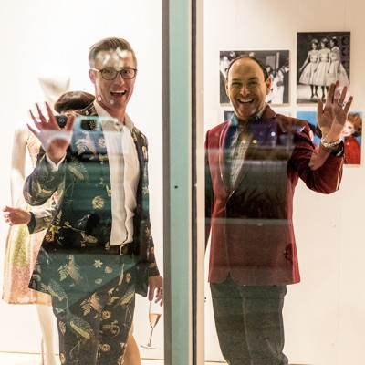 Vision Gallery Celebrates 'Hollywood in the Desert'