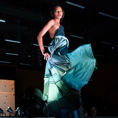 ASU Students Unveil First Fashion Show