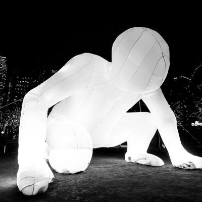 Gigantic Inflatable Sculptures to Invade Downtown Mesa