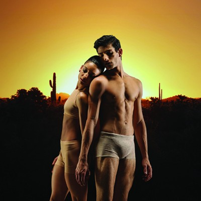 Ballet Arizona Presents 'Eroica' at Desert Botanical Garden