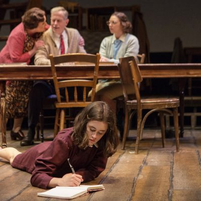ATC Closes the Season with 'The Diary Of Anne Frank'