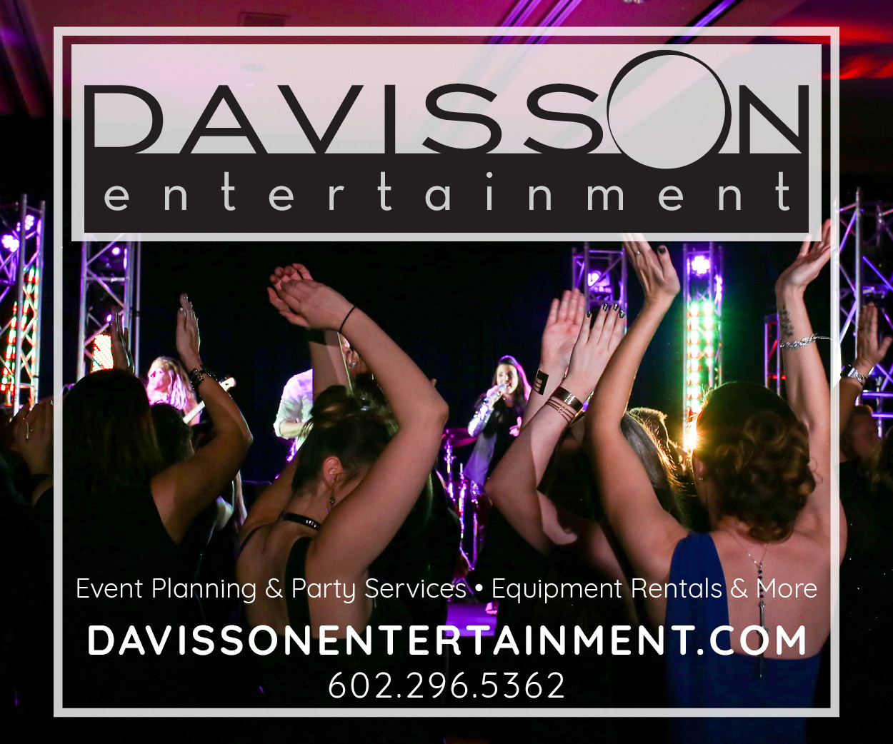 Visit Davisson medium rectangle