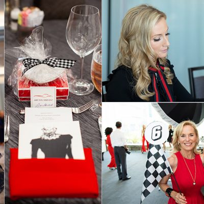 59th Heart Ball Addressing Luncheon