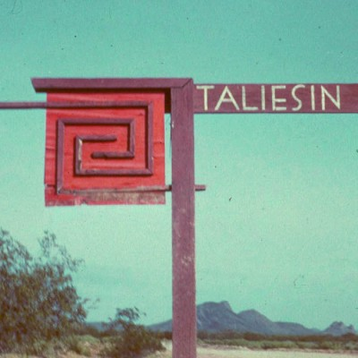Taliesin West Honors Photographer Pedro E. Guerrero