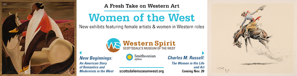 Visit Western Spirit: Scottsdale's Museum of the West billboard