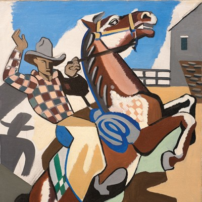 A Fresh Take on Western Art