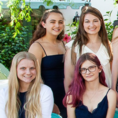 Desert Foundation Auxiliary Welcomes 2019 Debutantes