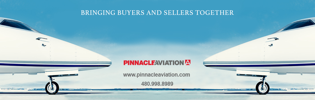 Visit Pinnacle Aviation (billboard)