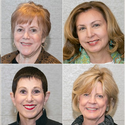 30 Years of Leadership Honored at Past Chairs' Tea