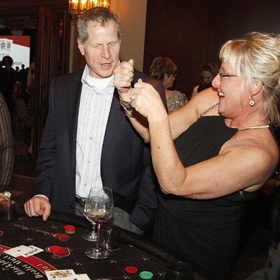 Hearts of Gold Gala Draws More Than 4oo Guests to Omni Scottsdale at Montelucia