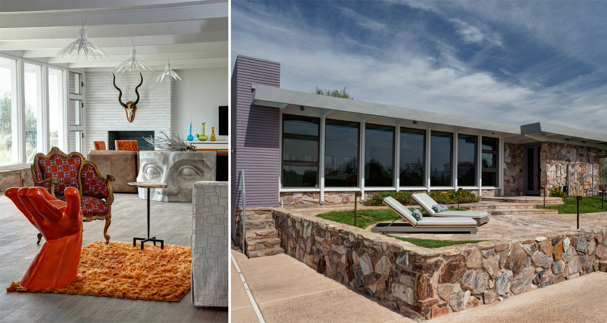 Smoca Presents 10 Day Encore For Modern Phoenix Week This April - Guirey-residence-arizona-architecture-classic