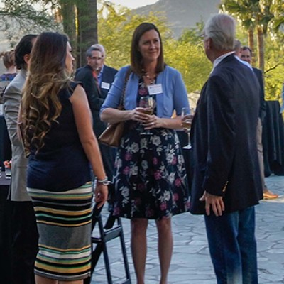 Herberger Theater Center Celebrates Loyal Donors at Sanctuary Camelback Mountain Resort and Spa