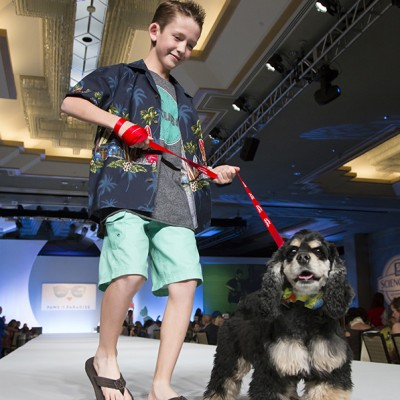Compassion with Fashion fundraiser 'Paws in Paradise' Shines Light on Pets in Need