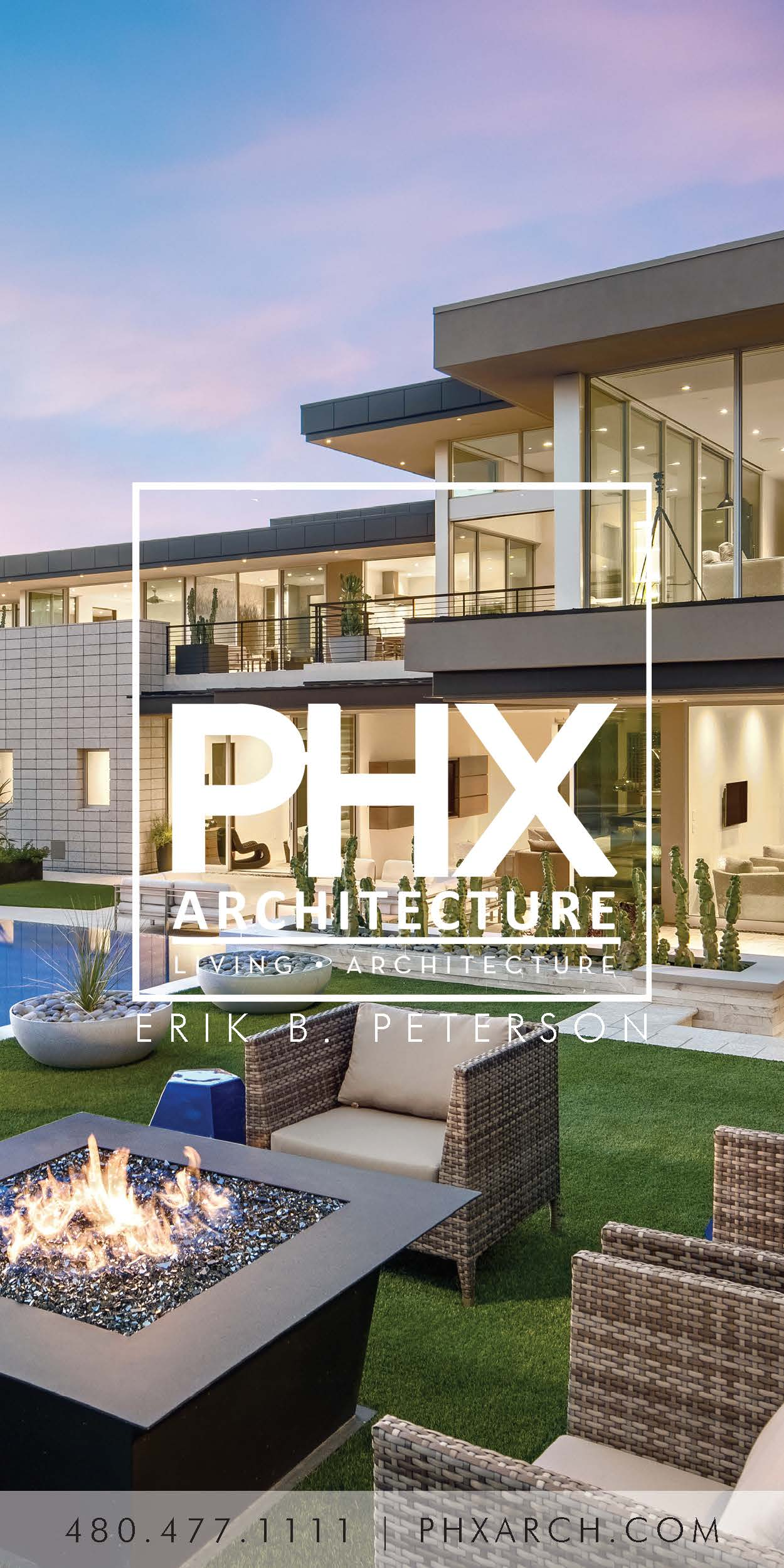 Visit PHX Architecture half page