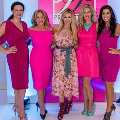 Assistance in Healthcare Hosts 3rd Project Pink Luncheon
