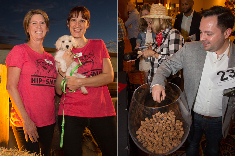 October 28, 2016 - Buckles and Bangles benefit for UMOM at Camelback Inn.