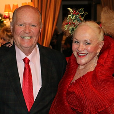 Phoenix Theatre Celebrates the Holidays at Wrigley Mansion