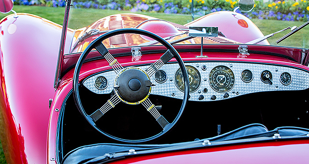 Arizona\'s Collector-Car Week 2017 - The Red Book