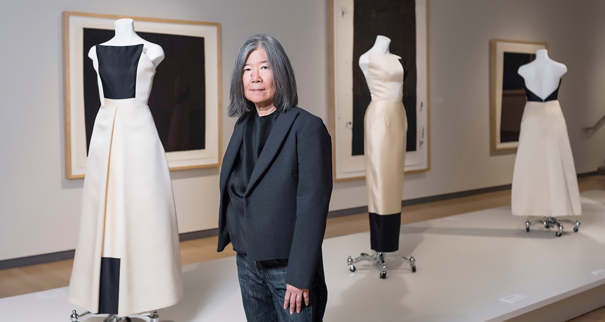 Phoenix Art Museum Showcases Minimalist Gowns by Yeohlee - The Red Book