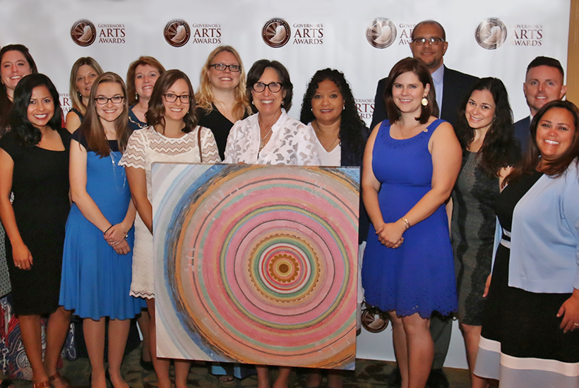 36th Annual Governor's Arts Awards - The Red Book