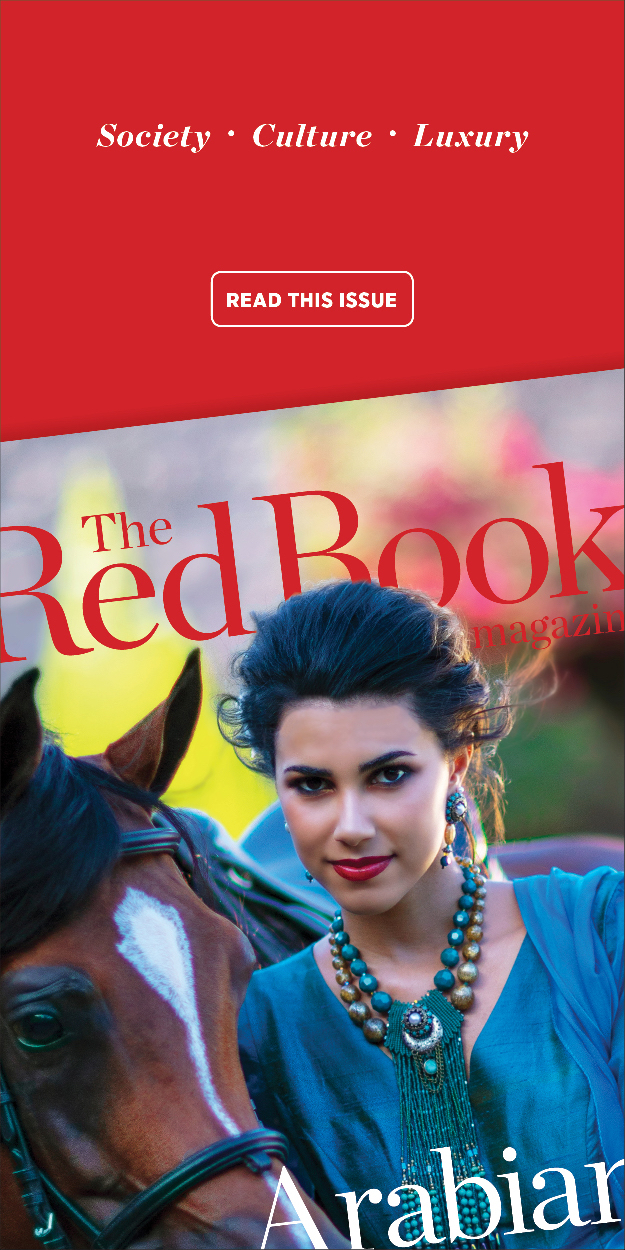 Visit The Red Book Magazine half page