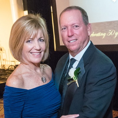 Devereux Celebrates 50th at Hearts of Gold Gala