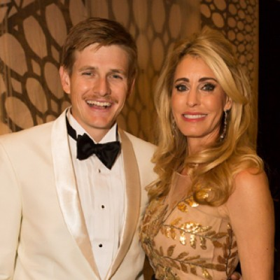 58th Annual Heart Ball Dazzles in Black, White, Gold and Silver
