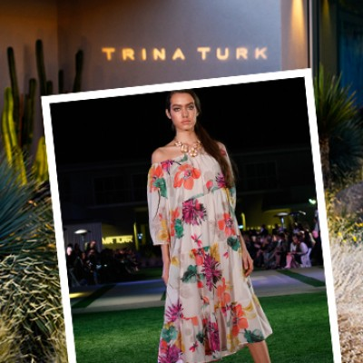 Trina Turk and Mr. Turk Close Scottsdale Fashion Week 2018