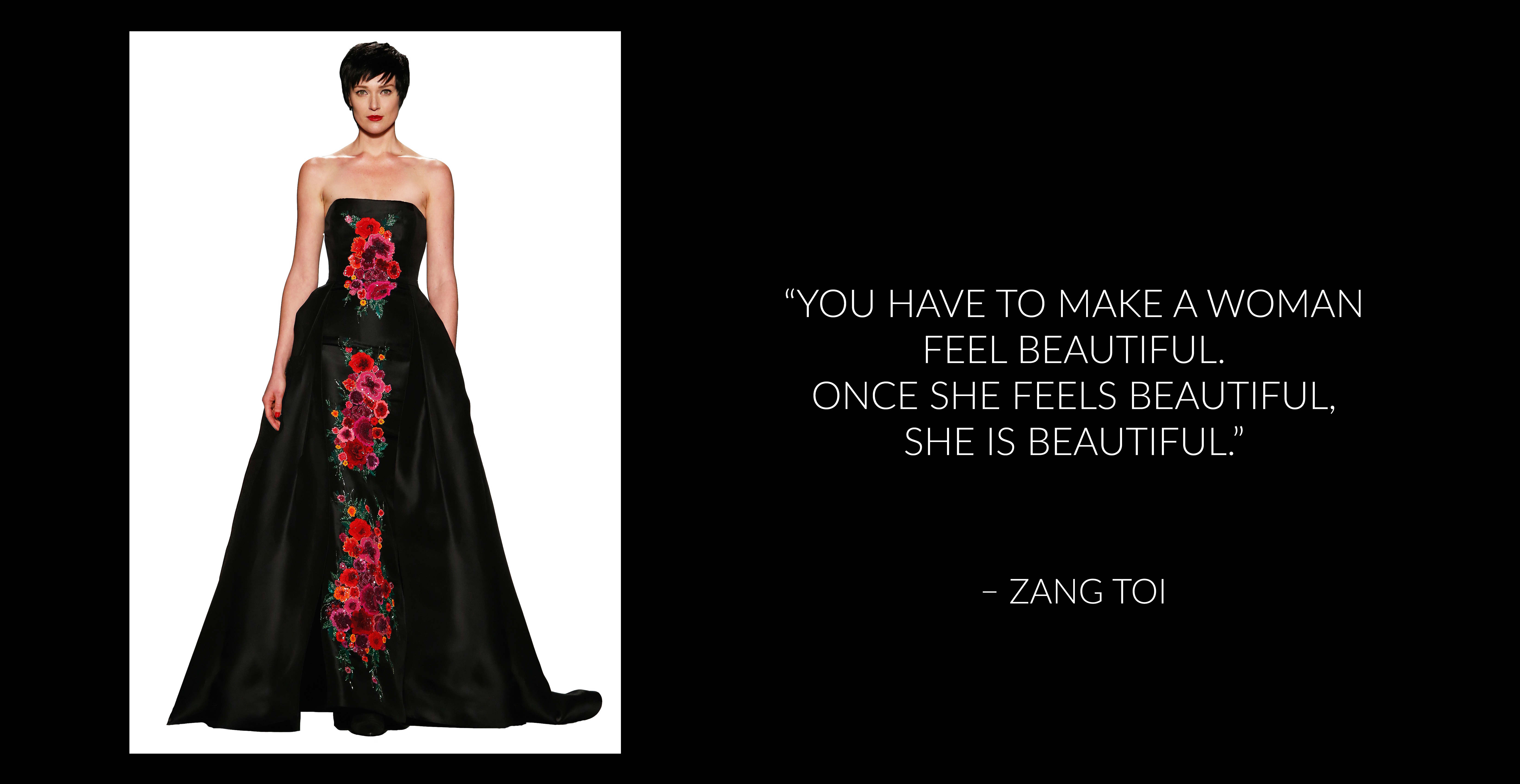 Zang Toi Charms Fashionistas and Students at ASU