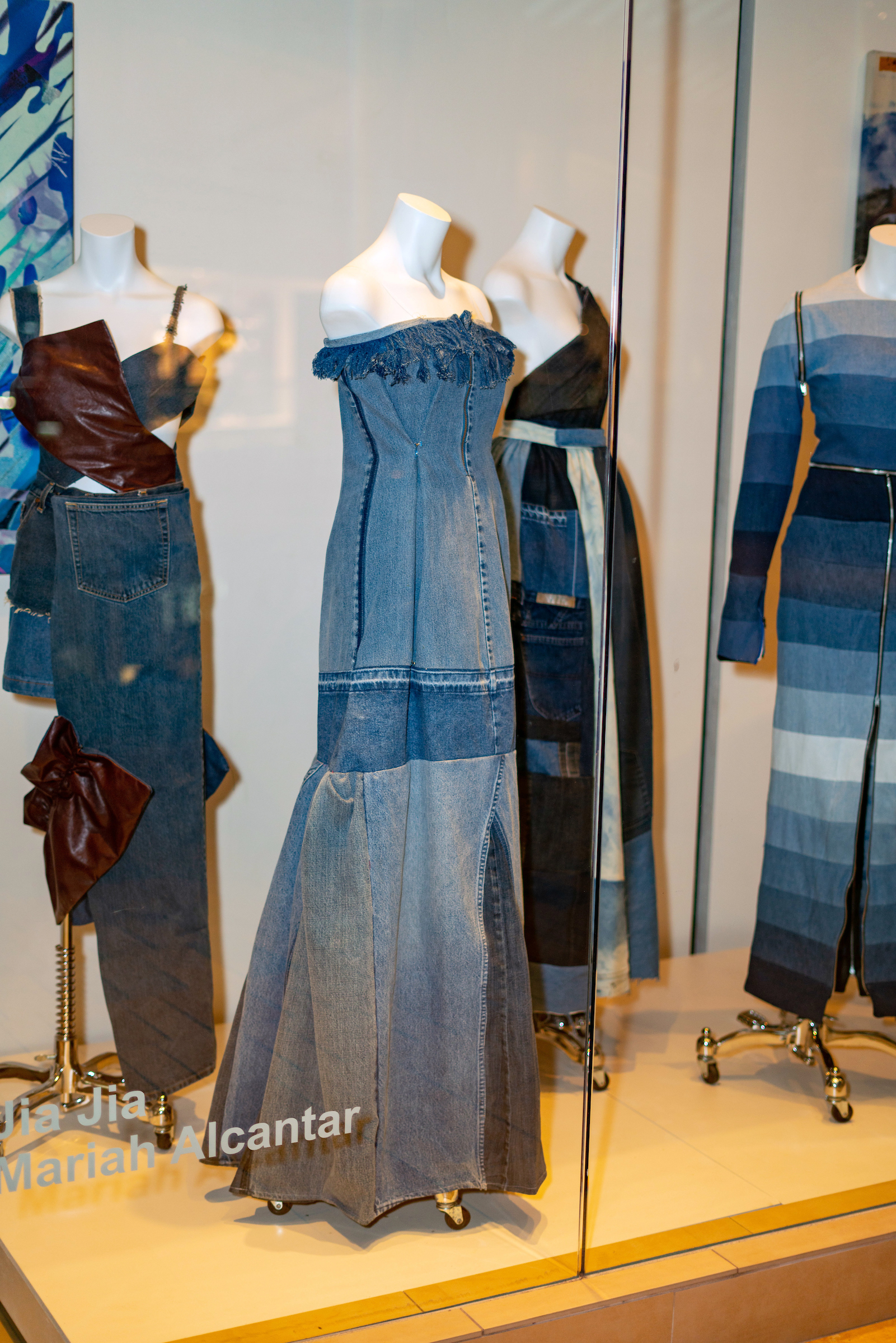 Aspiring Designers Showcase Denim And Technology Collections The Red Book