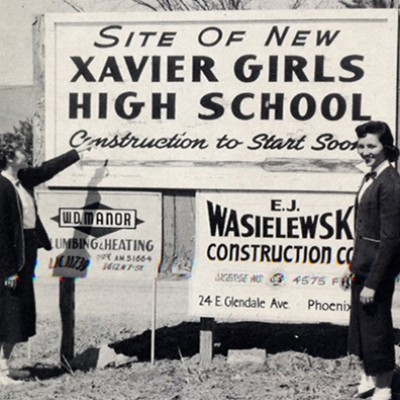 Xavier Celebrates 75th Anniversary