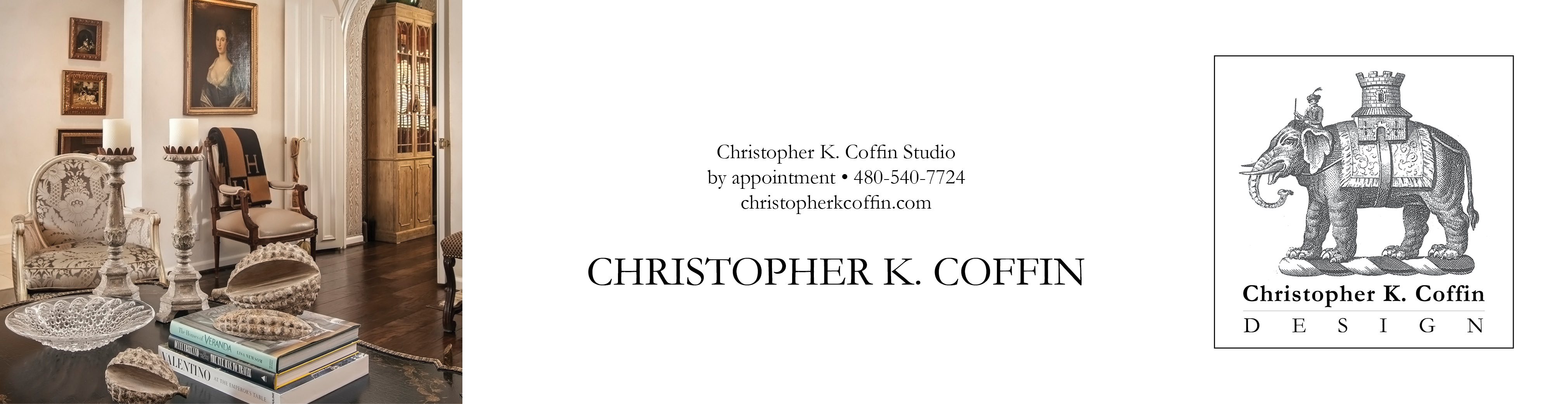 Visit Christopher Coffin billboard