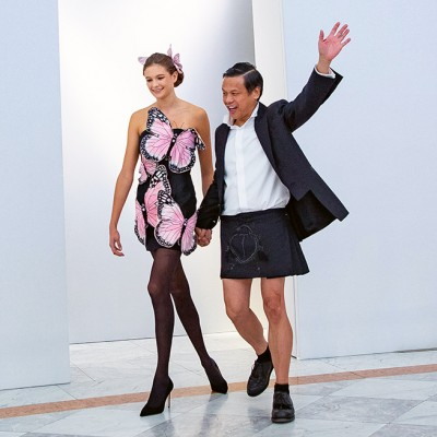 Designer Zang Toi Supports Cancer Research in Phoenix