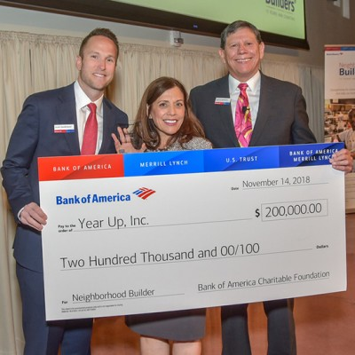 Bank of America Awards $400K to Local Nonprofits