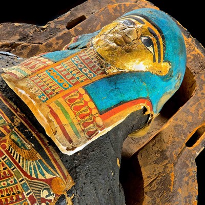 Face-to-Face With Mummies