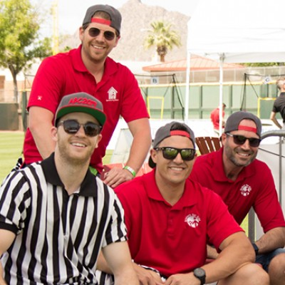 Scottsdale Active 20-30 Club Hosts Charity Sporting Competition