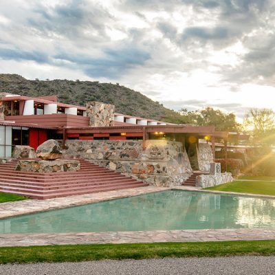 Frank Lloyd Wright Foundation Celebrates Wright's 152nd Birthday