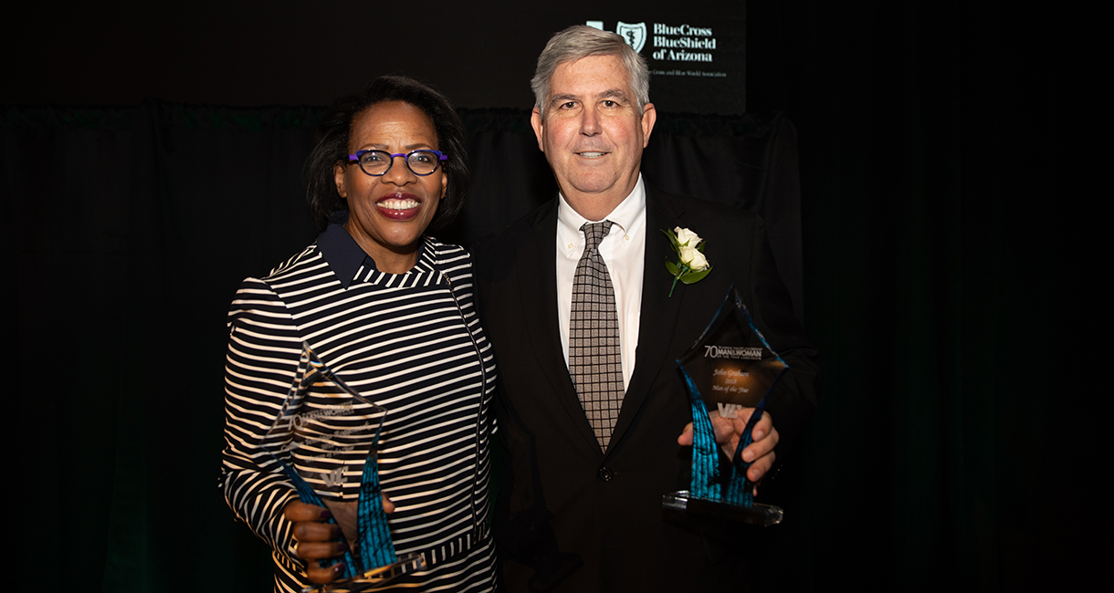 Man & Woman of the Year